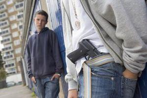 Violence chez les jeunes et ses causes