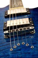Comment changer les cordes sur une Fender Squier Démarrer
