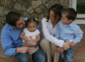 Activités pour les enfants sur les familles