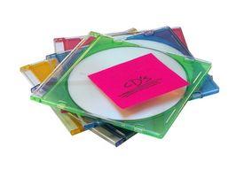 Comment Print CD oeuvre pour Monter un Jewel Case