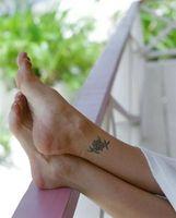 Fleur options tatouage