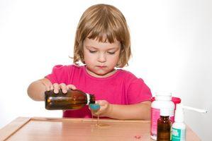 Remèdes contre la toux enfant