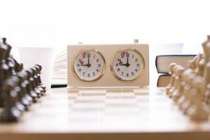 Comment jouer aux échecs avec une horloge