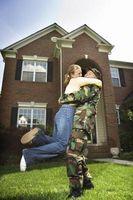 Comment faire face à avoir un petit ami Marine