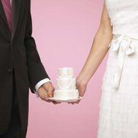 Alternatives à gâteaux de mariage