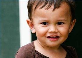 Symptômes d'une intoxication au plomb chez les jeunes enfants