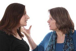 Comment faire face à l'aliénation d'une fille adulte