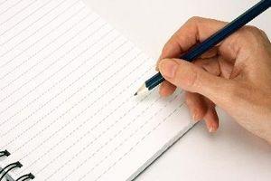 Comment ajouter des détails aux Activités d'écriture