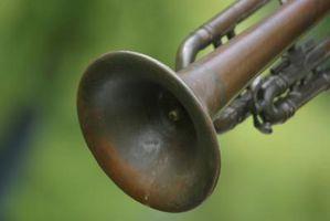 Comment garder le service sur une trompette