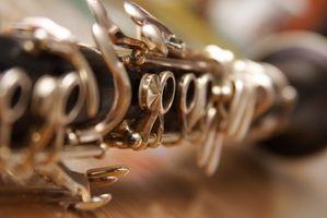 Comment prendre soin d'un Clarinette