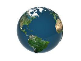 Activités pour les enfants sur sauver notre planète