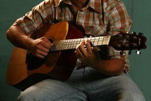 Comment accorder votre guitare à CGCGCE