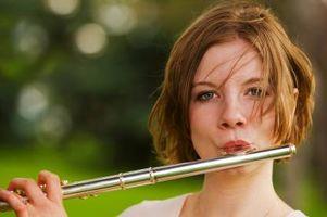 Comment souffler dans un Flute