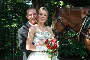 Comment planifier un mariage à cheval