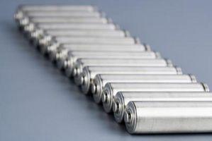 Comment faire un banc de batteries