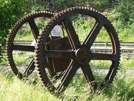 Comment assembler une roue et l'essieu