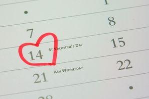 Idées de fêtes d'anniversaire Saint-Valentin