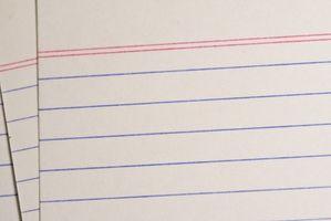 Comment tracer un roman Utilisation Fiches