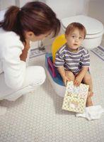 Apprentissage de la propreté Lorsque moins de deux ans