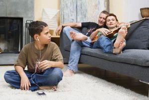 Les premiers signes d'agressivité et Comportement antisocial chez les enfants