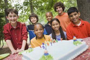 Fêtes d'anniversaire pour les enfants à Los Angeles CA