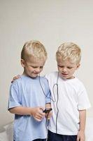 Avez fraternelle Twins fonctionner dans les familles?