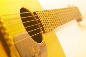 Comment Restring un E sur un Démarrer Guitare Fender Squier