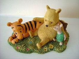 Comment décorer pour un bébé Winnie l'Ourson de douche bébé