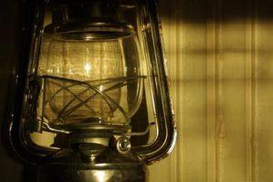 Comment décorer une réception de mariage en utilisant des lampes à l'huile