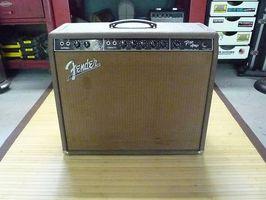 Fender Tube Amp Dépannage