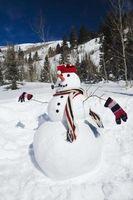 Frosty les Jeux et activités de bonhomme de neige