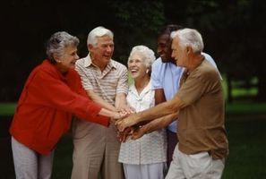 Activités pour les relations interpersonnelles bâtiment