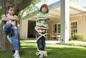 Jeux pour enfants ayant des problèmes de comportement