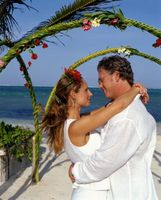 DIY: Comment accrocher une arche de mariage