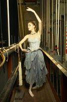 Quels sont les styles Ballet enseignent-ils à la Juilliard?