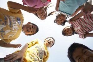 Apprendre à connaître les jeux que vous pour les jeunes enfants