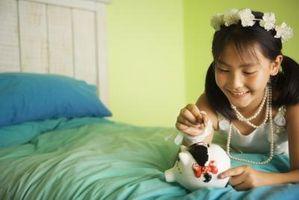 Comment enseigner l'intendance enfants