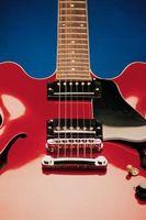 Comment réparer un révérend Guitare