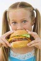 Comment garder les enfants loin de la restauration rapide