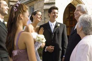 Les choses que vous devriez demander à votre traiteur de mariage