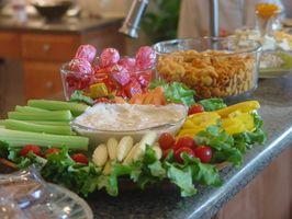 Finger Foods pour Night Out Party de dames