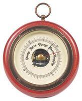 Instructions pour le Baromètre royale Mariner