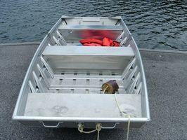 Comment ajouter directeur à un aluminium Bateaux de pêche