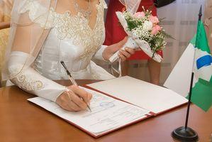 Mariage comme un contrat d'affaires