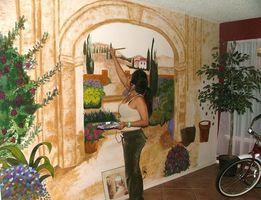 Youth Center idées de peinture