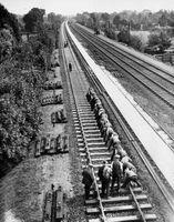 Activités familiales dans les années 1930