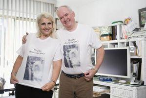 Cadeaux d'anniversaire de mariage 40e irlandais