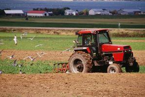 Comment faire des faveurs de tracteur