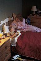 Comment arrêter la toux nocturnes que votre enfant puisse dormir