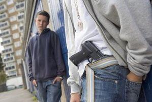 Causes parentales de violence chez les jeunes